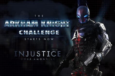 injustice gods among us new challenge the arkham challenge for injustice mobile has
