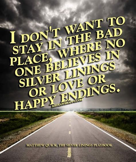 silver linings movie quotes