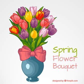 vaso tulipani tulipani foto e vettori gratis