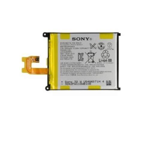 Baterai Sony Experia Z L Original bateria original para sony xperia z2 d6502 d6503 d6543