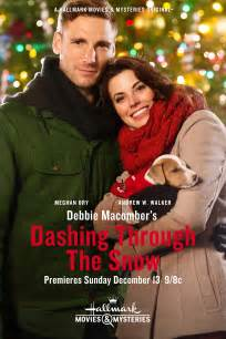 my devotional thoughts debbie macomber s dashing through the snow hallmark movies