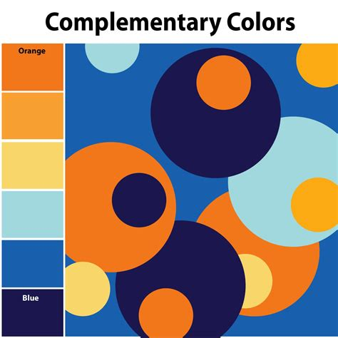 complementary color color exploration by jill leak at coroflot com