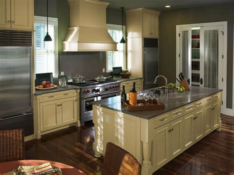 Hgtv Kitchen Island Ideas 1940s Kitchen Decor Pictures Ideas Tips From Hgtv Hgtv