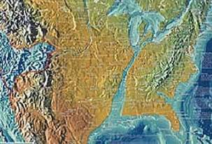 Future United States Map by Alfa Img Showing Gt Edgar Cayce S Future Map Of Usa