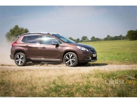 peugeot suv 2015 peugeot 2008 2015 vti 1 6 in selangor automatic suv brown