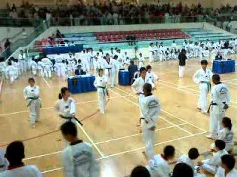 youtube taekwondo pattern 3 taekwondo green belt pattern youtube