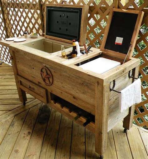 19 Clever DIY Outdoor Cooler Ideas Let You Keep Cool In The Summer   Amazing DIY, Interior