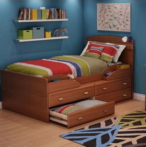 captains bed twin xl woodworking projects plans