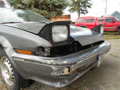 1989 Toyota Corolla 2 Door Sell Used 1989 Toyota Corolla Gts Coupe 2 Door 1 6l In