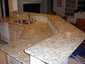 Granite Countertops Giallo Ornamental Granite Countertops 743 Giallo