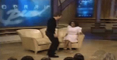 tom cruise jumping on couch it s the 10 year anniversary of tom cruise jumping on