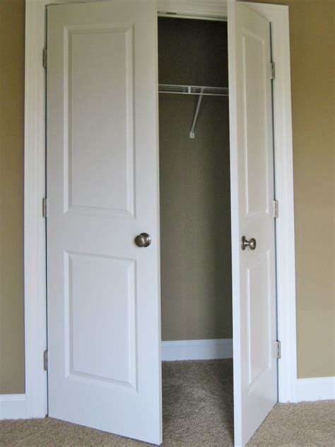 Closet Door Opening by Door Closet Photo Provided By Schumacher Homes