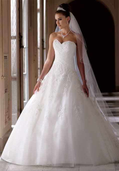 Pretty Gowns For Weddings by Pretty Wedding Dresses