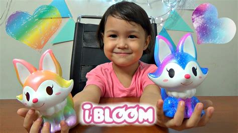 Six Squishy Paket new ibloom squishy package unboxing paket squishy