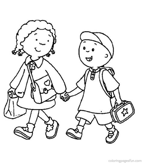 person walking coloring page back to school coloring pages best coloring pages for kids