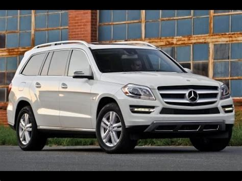 2015 mercedes benz gl class (gl350) start up and review 3