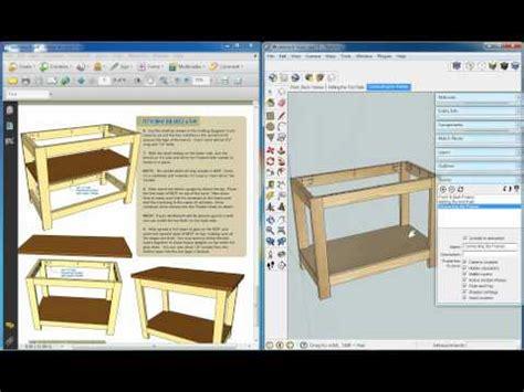 kreg jig bench plans kreg tool bench plans pdf woodworking