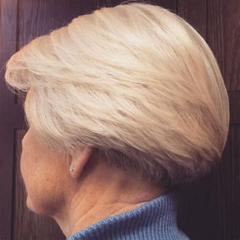 wedge women around 50 wedge hairstyles for woman over 50 50 wedge haircut ideas