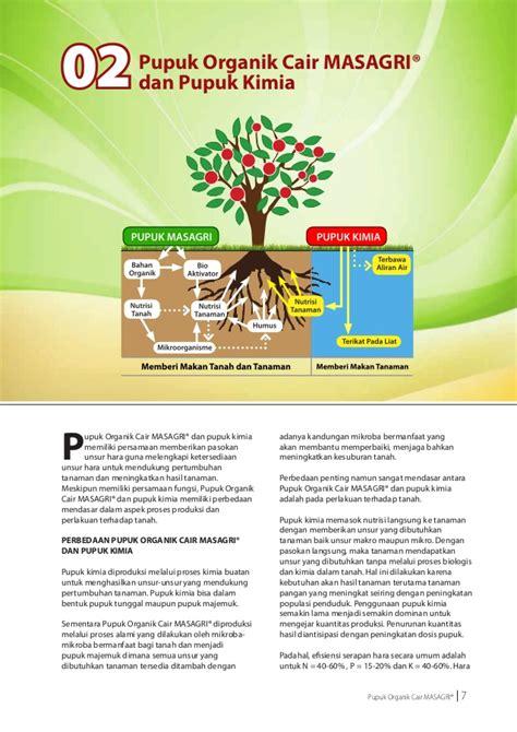 Perbedaan Pupuk Majemuk Dan Tunggal product knowledge pupuk organik masagri