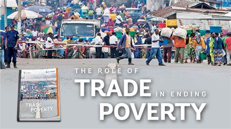 trade in the of trade in ending poverty
