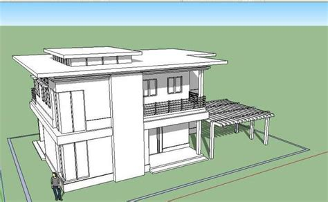 sketchup house design download house in sketchup wip 1 by karlowee on deviantart