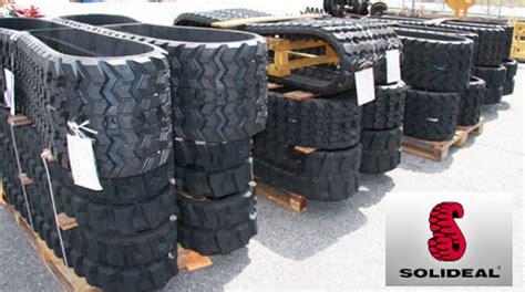 skid steer, skidsteer, rubber replacement tracks