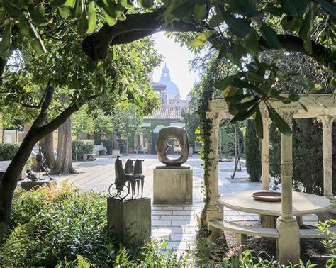 giardini a venezia venezia ed il suo giardino d avanguardia peggy guggenheim