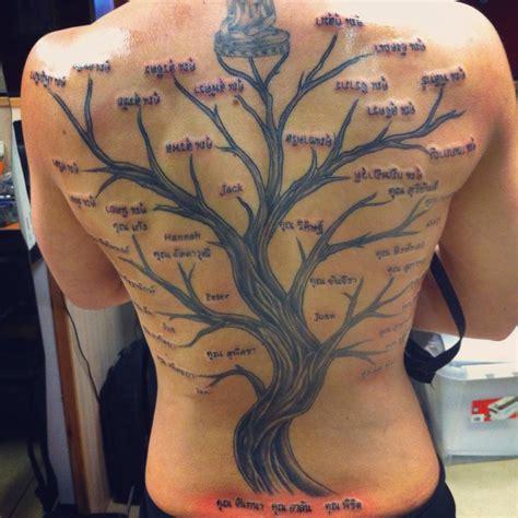 lanchana green on twitter quot my family tree tattoo sore
