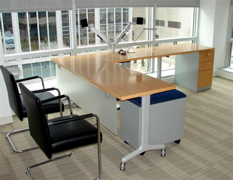 remanufactured office furniture featuring steelcase and