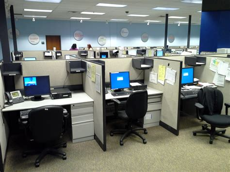 home design center telemarketing standard call center cubicles asset recovery specialists