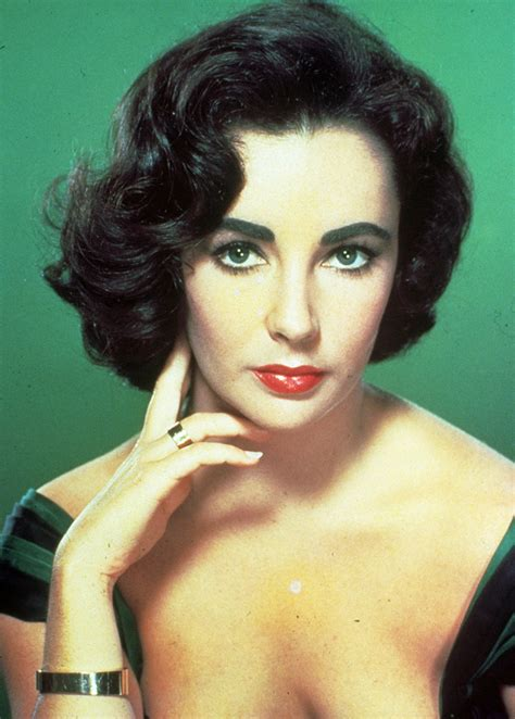 liz taylor the beauty of elizabeth taylor c41