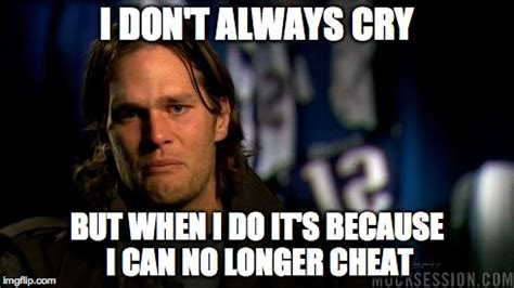 Tom Brady Crying Meme - boo hoo imgflip