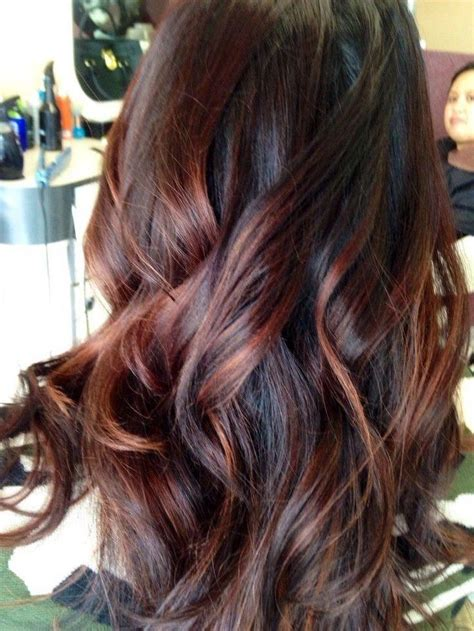 long hairstyles with color highlights 15 photo of long hairstyles red highlights