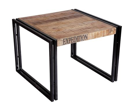 manhattan loft small coffee table oak furniture solutions