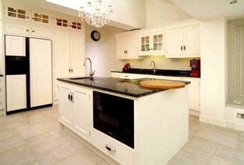 Handmade Kitchens Sheffield - stunning open plan handmade kitchens sheffield