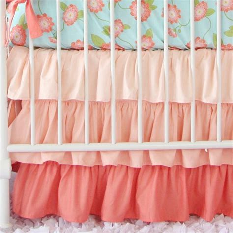 Baby Crib Bed Skirts Baby Bedding Ruffle Crib Skirts And Ruffle Bed Skirts On