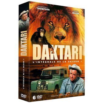 daktari daktari saison  dvd dvd zone  otto lang
