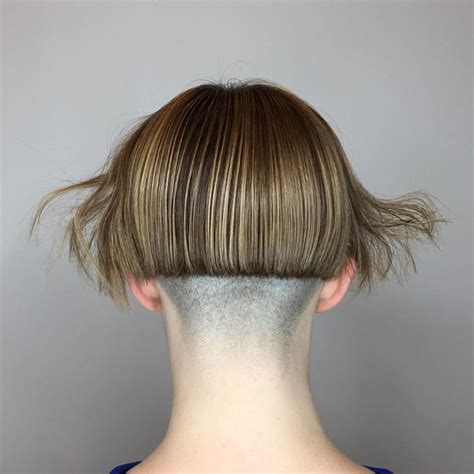 occipital bone hairstyles pictures occipital bone nape shave 44 best shaved clean images on