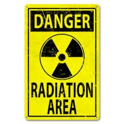 Home Decor Mail Order Catalog danger radiation sign danger sign radiation sign metal