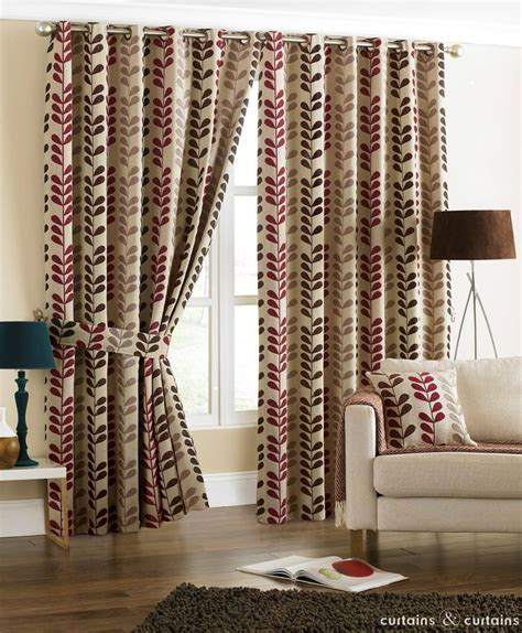 brown and red curtain panels best 25 brown eyelet curtains ideas on pinterest brown