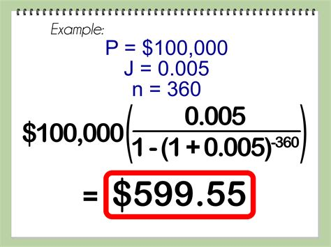 how to calculate house loan payment 4 ways to calculate loan payments wikihow