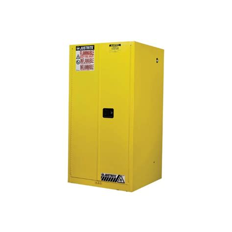 Yellow Flammable Storage Cabinet Indonesia Sell Jual Justrite 896000 Yellow Flammable Safety Cabinet Storage 60 Gallon