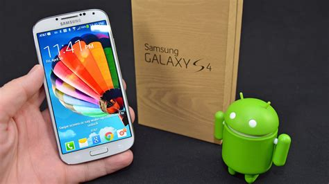i samsung galaxy s4 samsung galaxy s4 unboxing review