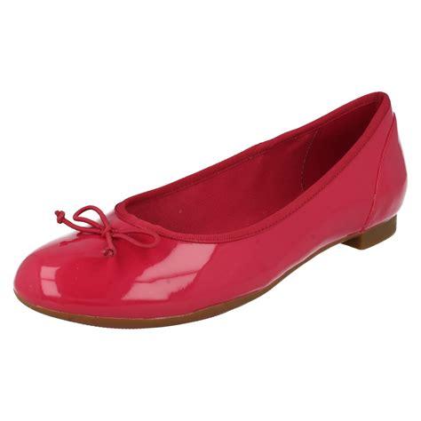 classic flat shoes clarks classic flat shoes couture bloom ebay
