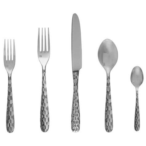 fortessa flatware fortessa bijoux 18 10 stainless steel flatware silverware