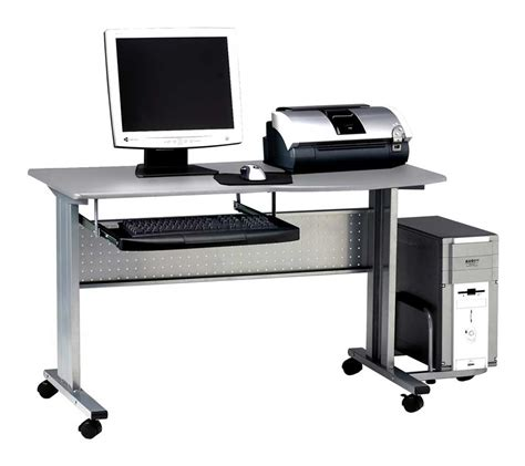 mobile office desk for mobile computing solution