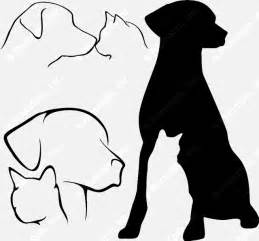 Chandelier For Home Cat And Dog Silhouette Clip Art 21