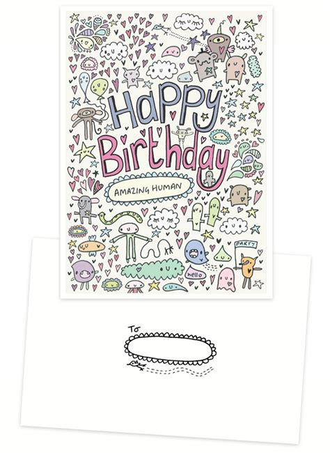Amazing Handmade Cards - the home of uk doodler carrie lewis 187 187 amazing