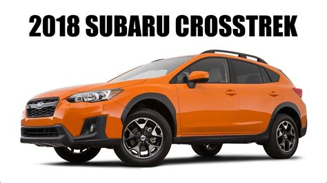 who sings the 2016 subaru crosstrek song 10 reasons i should have waited for the 2018 subaru