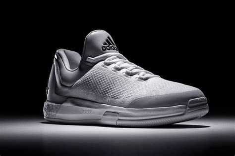 adidas reveals limited edition crazylight boost white photos footwear news